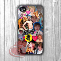 fetus 5sos collage band-1nn for iPhone 4/4S/5/5S/5C/6/ 6+,samsung S3/S4/S5,S6 Regular,S6 edge,samsung note 3/4