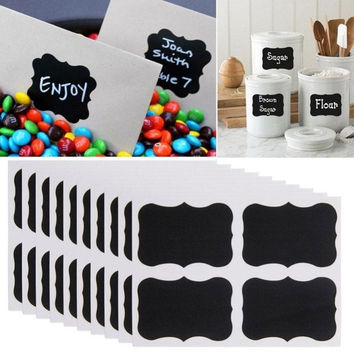 36Pcs Reusable Chalkboard Labels [8403192903]