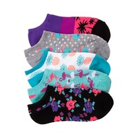 Youth Tropical Footies 5 Pack