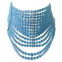 Christian Dior by John Galliano Couture Collection Masai Necklace Choker