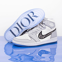 Nike Air Jordan 1 AJ1 Retro High Men's and Women's Basketball Shoes Sneakers