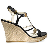 MICHAEL Michael Kors Cicely Platform Wedge Sandals