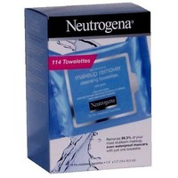 Neutrogena Make Up Remover Facial Wipes 114ct