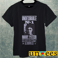 Undesirable Number 1 Harry Potter Men T Shirt