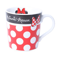Disney Minnie Mouse Polka Dot Mug