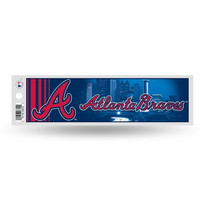 Atlanta Braves Bumper Stickers