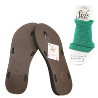 Sseko Sandals Ribbons Included