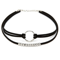 Graham Double Choker Necklace
