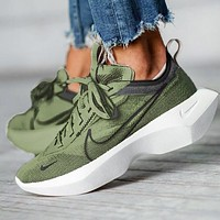 NIKE VISTA LITE lightweight sneakers shoes women man Diamond rhombus shoes Army green