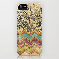 The Incredible Journey iPhone & iPod Case by Jenndalyn