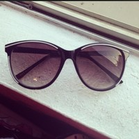 Black&White Mod Sunglasses
