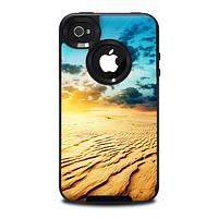 The Sunny Day Desert Skin for the iPhone 4-4s OtterBox Commuter Case