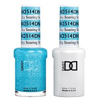 DND - Gel & Lacquer # 514 Soaring Sky
