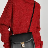 Pebbled cross-body bag - Women | MANGO USA