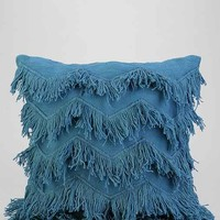 Magical Thinking Tufted Zigzag Pillow