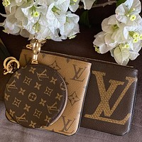 LV Louis Vuitton Trio Pouch Bags Three-piece Set
