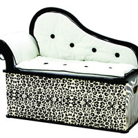 Levels of Discovery Wild Side Bench Seat w/ Storage - LOD71001