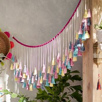 Lennon & Maisy Tassels Wall Decor