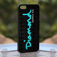Diamond Supply Co Logo - Design available for iPhone 4 / 4S and iPhone 5 Case - black, white and clear cases