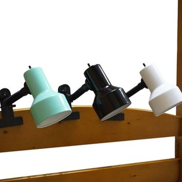 Basic Student Clip Lamp Supplies For College Students Dorm Shopping Essentials Cool Dorm Stuff