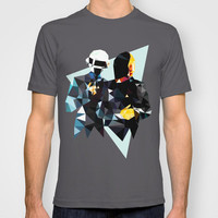Daft Punk - Get Lucky T-shirt by VIVA LA GRAPH!