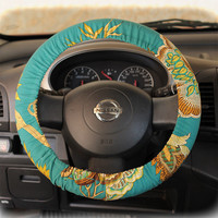 Steering wheel cover for wheel car accessories Tribal Wheel cover