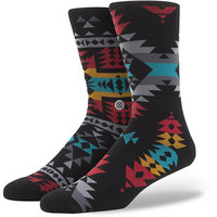 Stance Reservation Mixed Crew Socks at Zumiez : PDP
