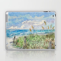Paradise found Laptop & iPad Skin by Rosie Brown
