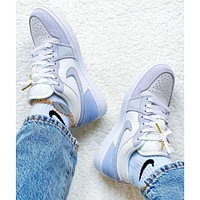 NIKE AIR JORDAN 1 LOW new couple low-top casual sneakers Shoes