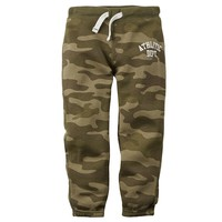 Carter's ''Athletic Dept.'' French Terry Jogger Pants - Boys