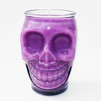 Come To The Dark Side Skull Candle- Limited Edition