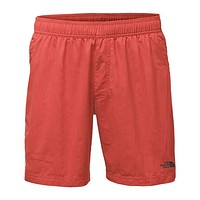 """Men's 7"""" Class V Pull-On Trunks in Sunbaked Red by The North Face"""