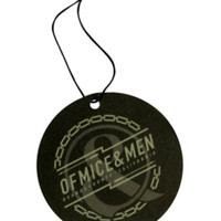 Of Mice & Men Air Freshener