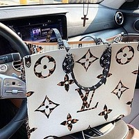 LV Louis Vuitton Tote Bag Shopping Bag Shoulder Bag