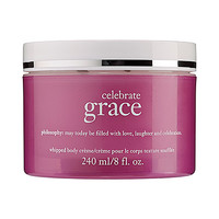 Celebrate Grace Whipped Body Crѐme - philosophy | Sephora