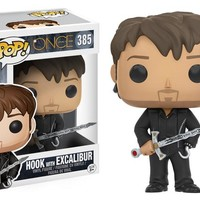 Pop! TV: Once Upon A Time - Hook with Excalibur