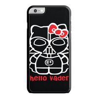 Hello Darth Vader iPhone 6 Plus Case