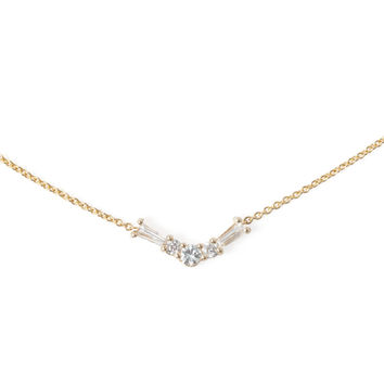 Hortense, Diamond Constellation Necklace