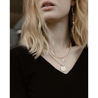 Queen 3 Layer Necklace