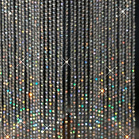 Crystal beads curtain for home decoration