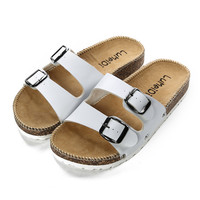 Multicolor Birkenstock like Classic Sandals Size 36-41 for Women on Sale [5013003012]