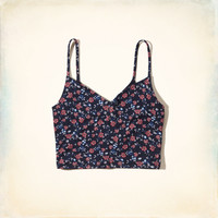 Must-Have Slim Crop Cami