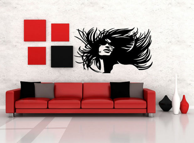 Sing Movie Johnny Smashed Wall Decal Wall Sticker Home Decor Art Mural H898