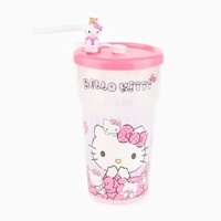Hello Kitty Straw Cup: Doll