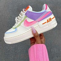 Nike Air Force 1 Shadow Ultra light low top sports casual shoes