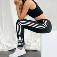 """Adidas"" Women Stretch Leggings Sweatpants Exercise Fitness Sport Pants Trousers"