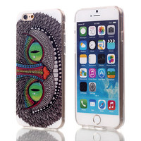 Owl Soft TPU Case For Apple iPhone 6 6S