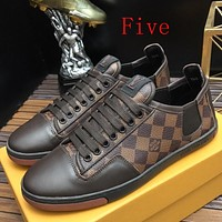 Louis Vuitton Man or Woman Fashion Sports shoes