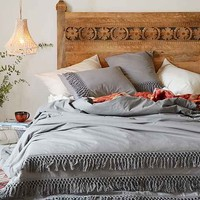 Magical Thinking Net Tassel Duvet