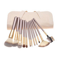 Hot Sale Luxury 12-pcs Make-up Brush Set = 4830992964
